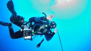 DDA Promotion: emotion underwater
