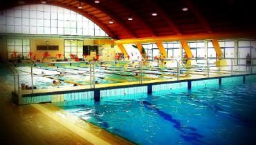 The pool training