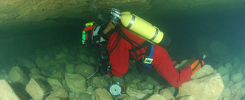 CMAS Cave Diving Standards and Training System