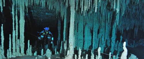 Florida Cave Map