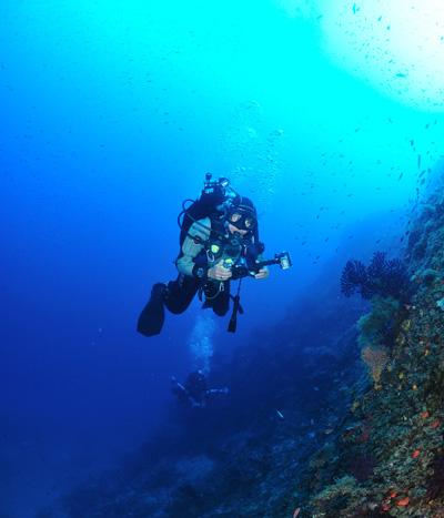corsi scuba discovery