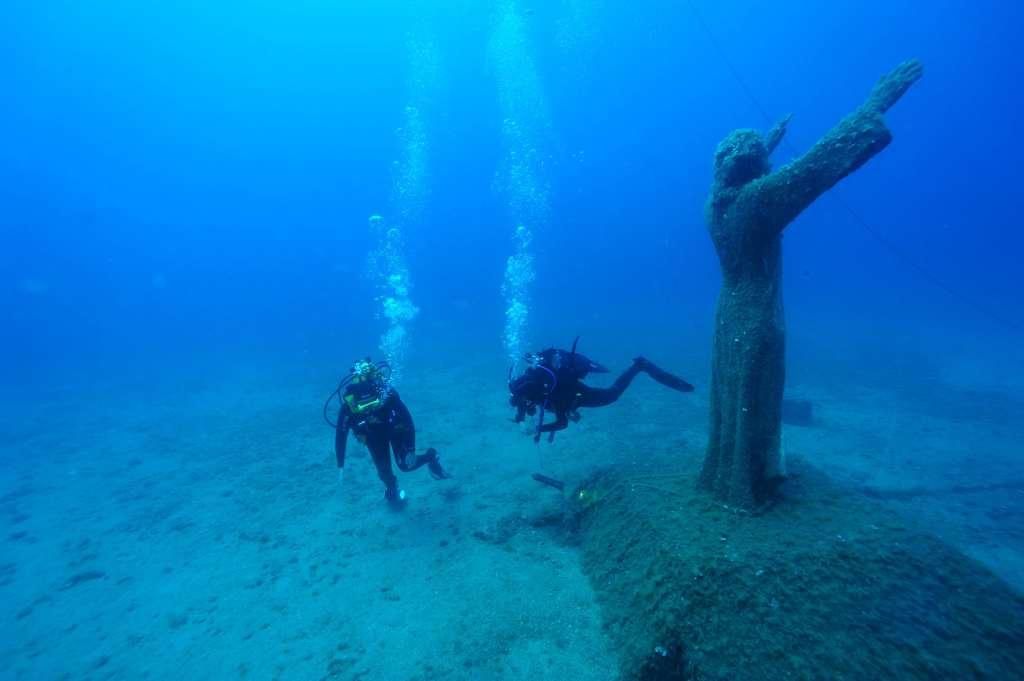 Gallinara: Punta Falconara – Cristo