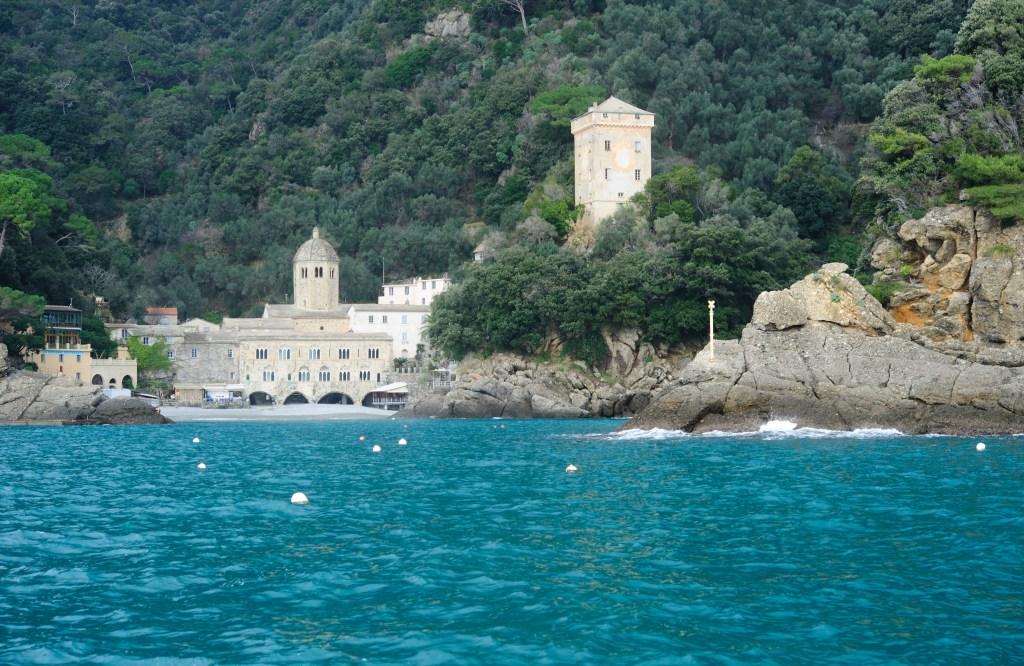 Prom. Portofino: il Cristo degli Abissi