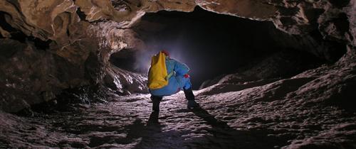Plonger sous terre : le milieu souterrain