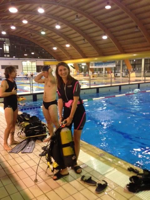 Inizia la stagione subacquea 2020-2021
