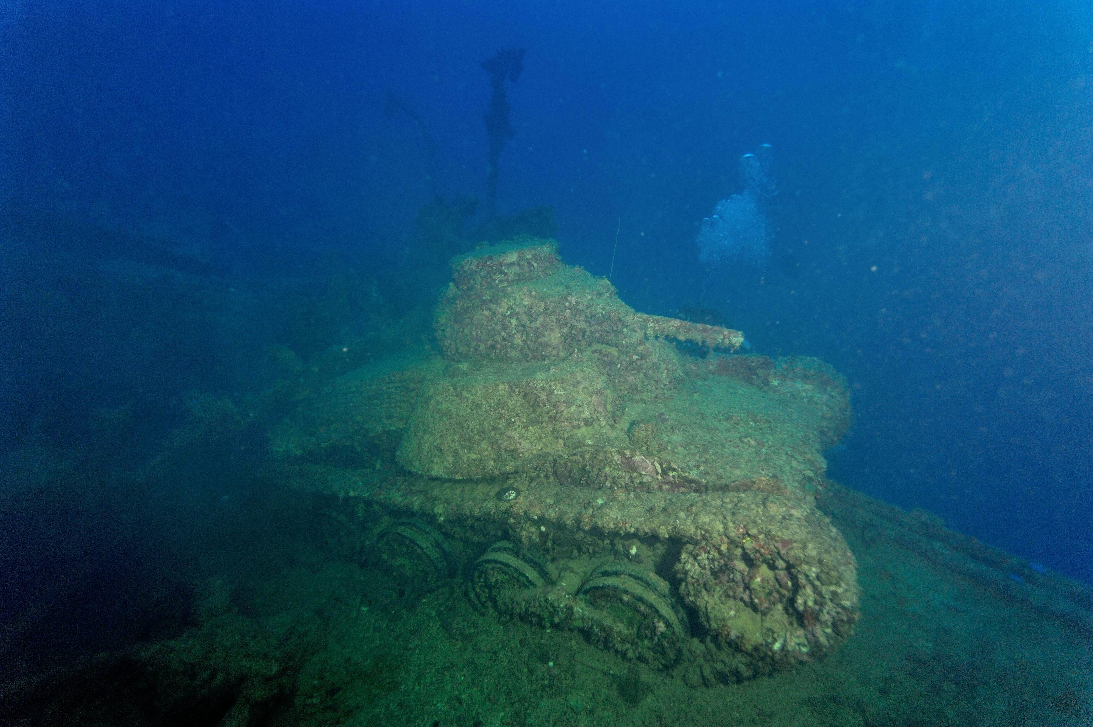 Immersioni a Laguna Truk – Micronesia
